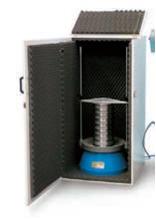 Звукоизолирующий шкаф (A058)